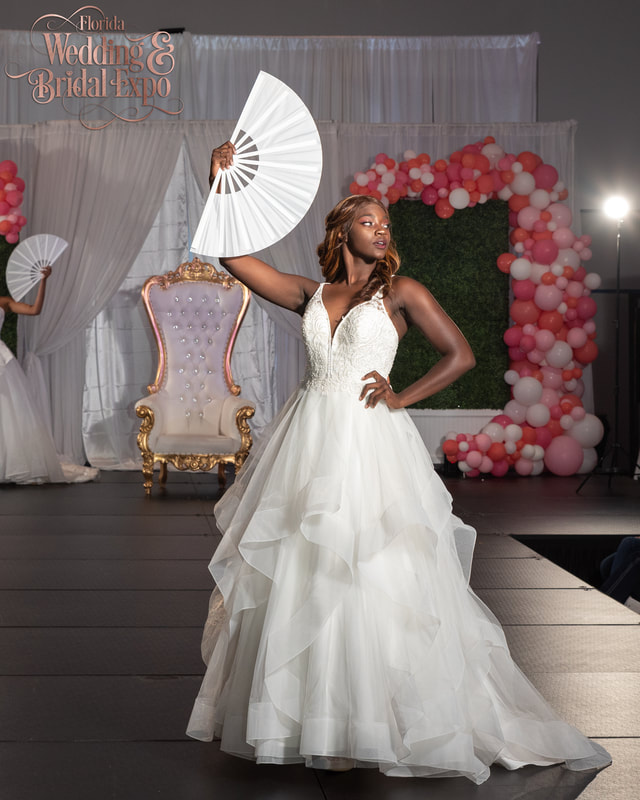 Wedding Gowns Tampa: Photos Of The Spring 2019 Florida Wedding & Bridal Expo In