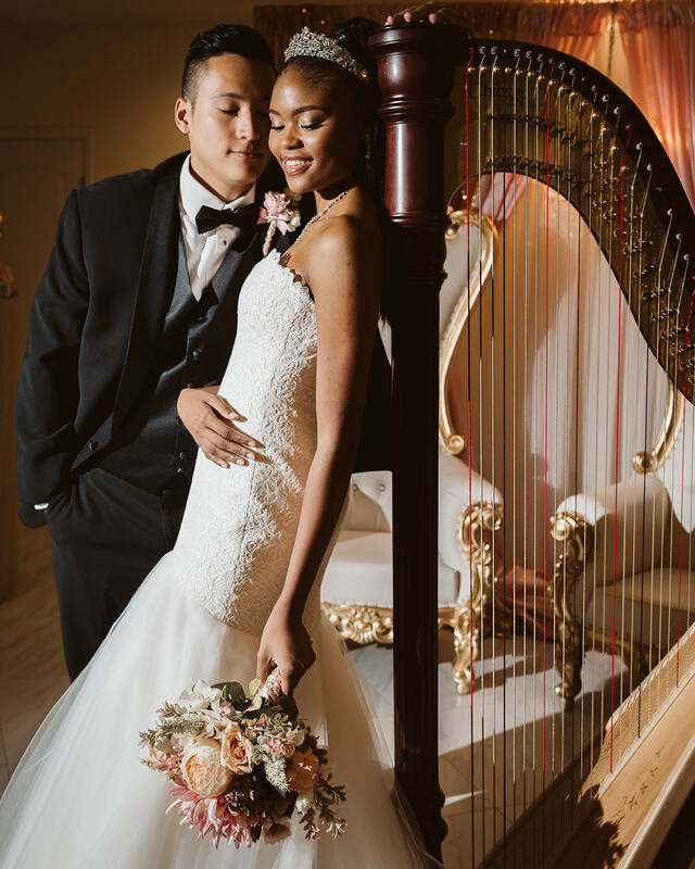 Tampa Bay area harpist