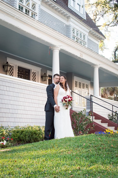 Photographer for weddings in Lakeland Florida